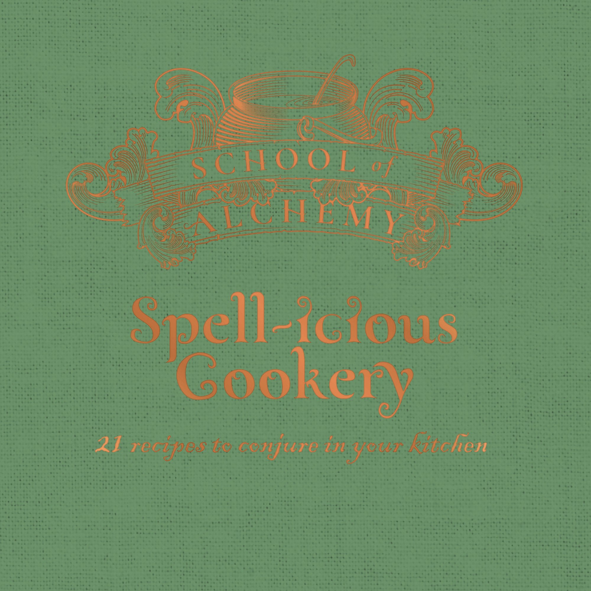 School of Alchemy: Spell-icious Cookery - Half Moon Bay US