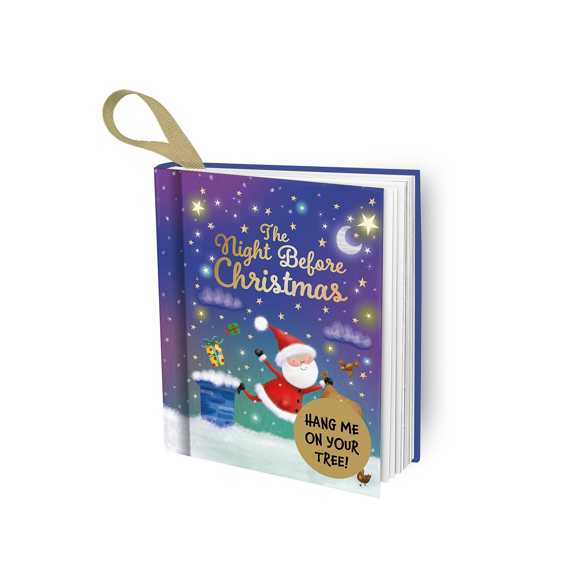 Christmas Giftbook - The Night Before Christmas - Half Moon Bay US