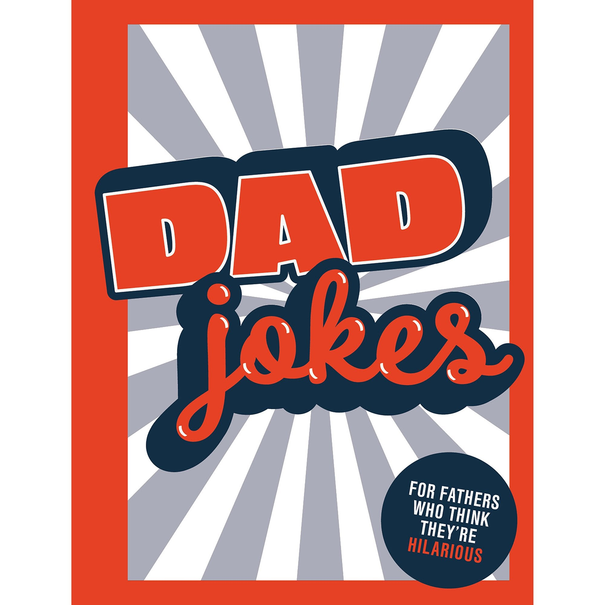 Dad Jokes Gift Book - Half Moon Bay US