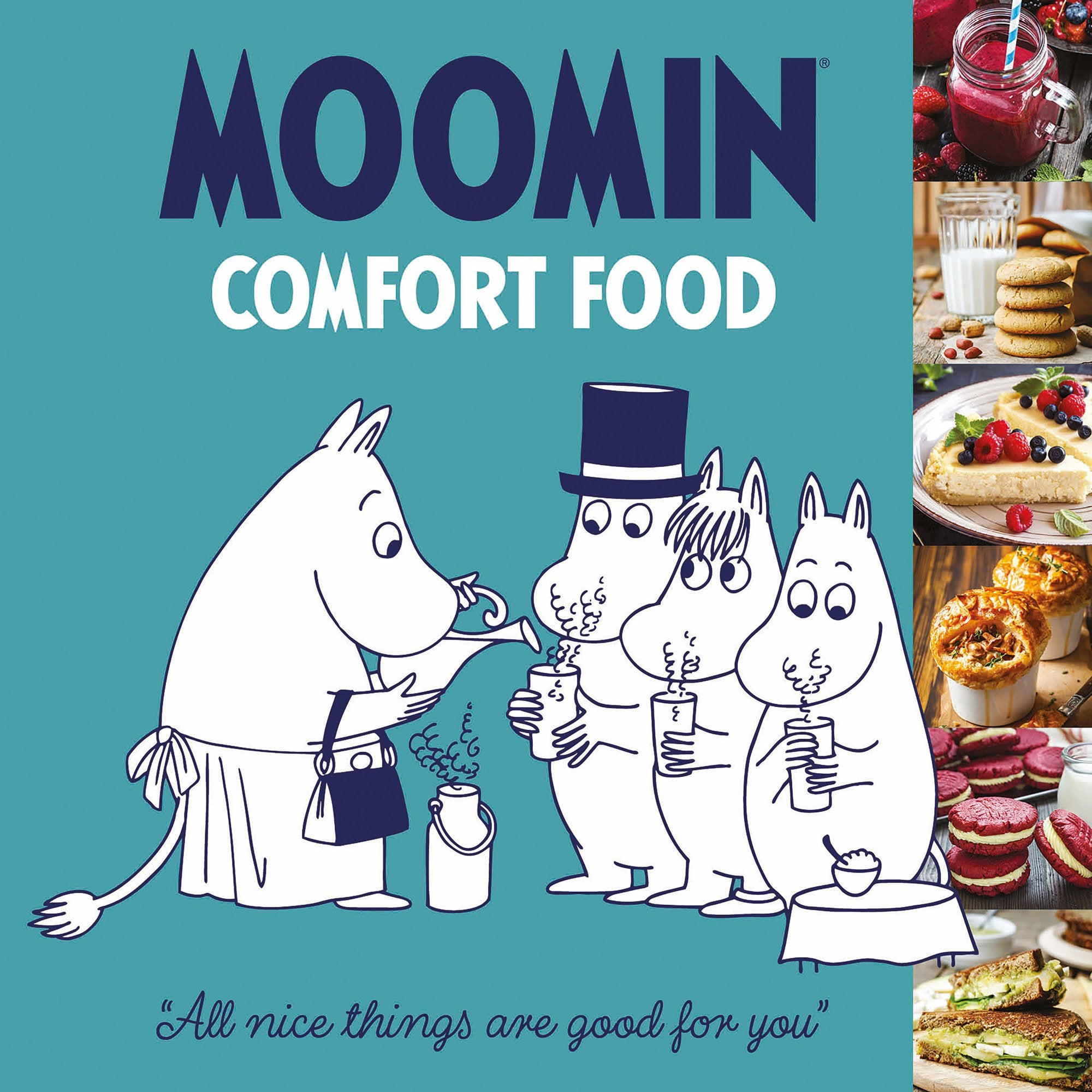 Moomin Comfort Food - Half Moon Bay US
