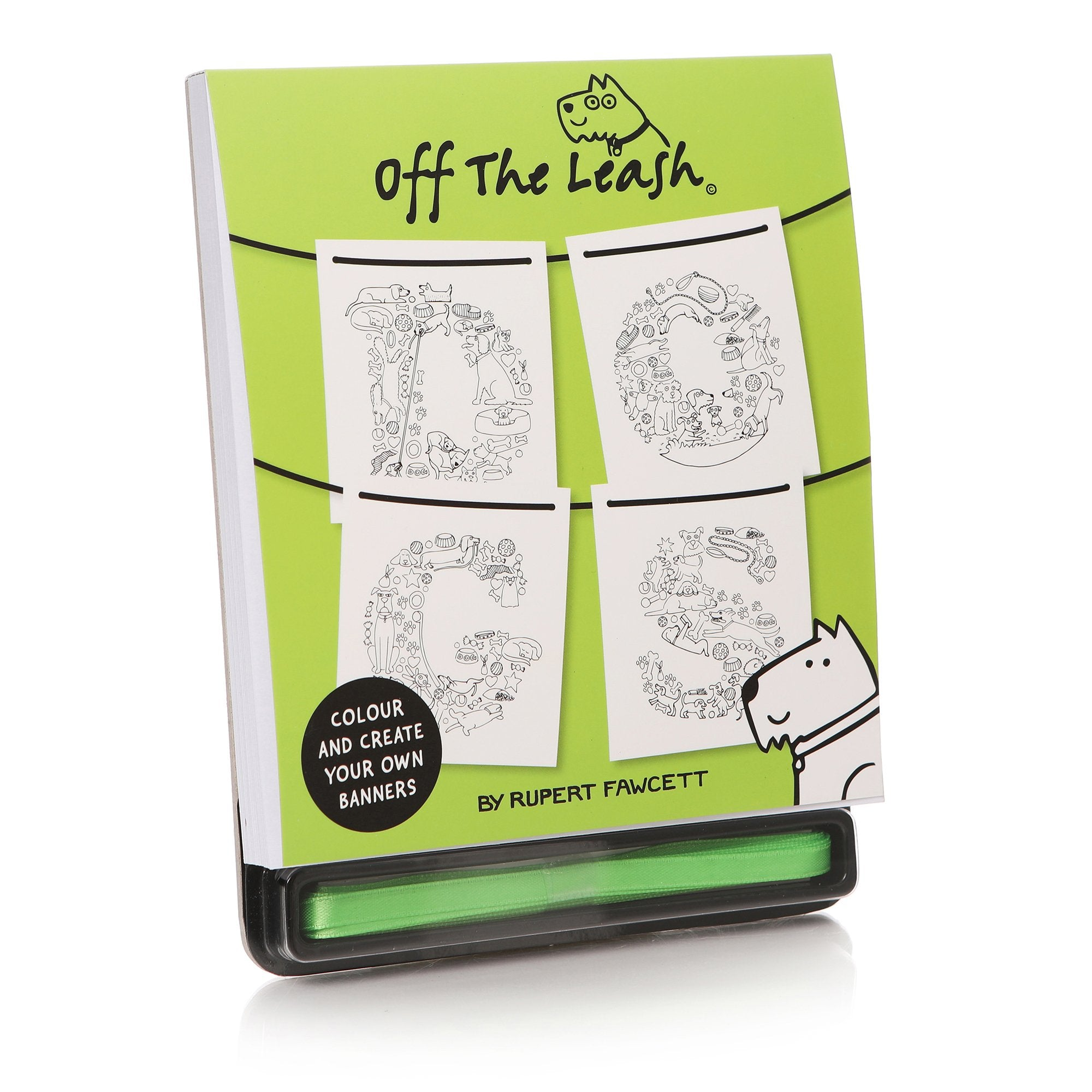 Off the Leash: Dogs Banner Book - Half Moon Bay US