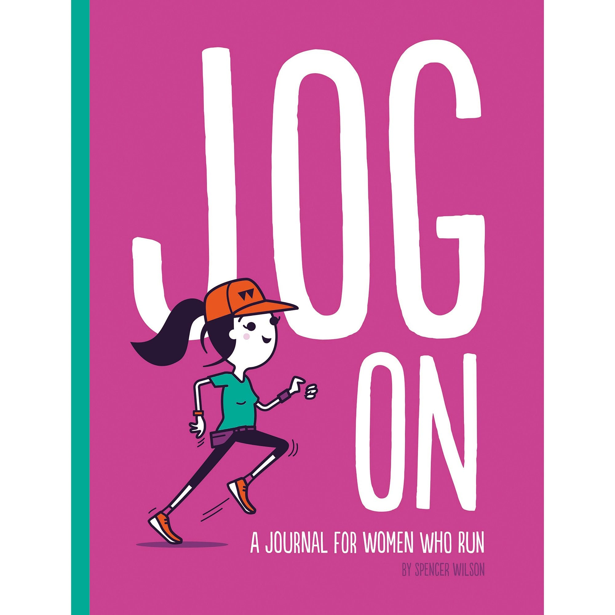 Jog On: A Journal for Women Who Run - Half Moon Bay US