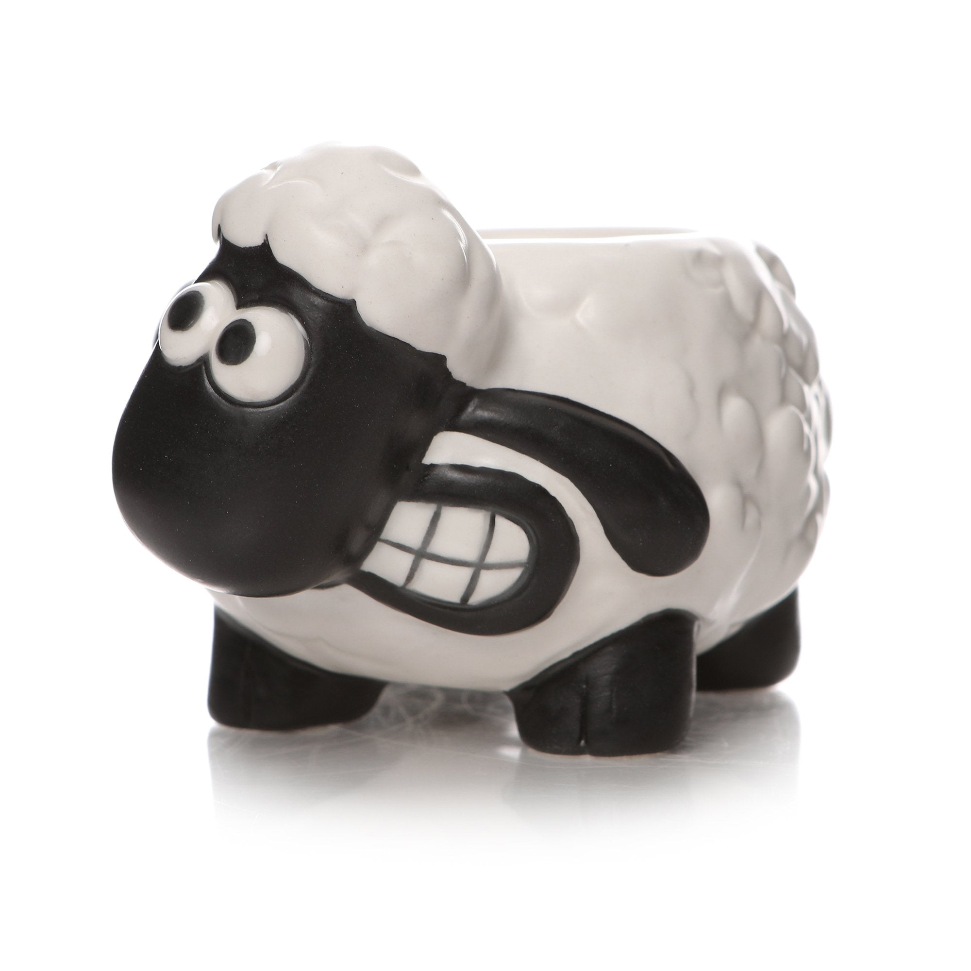 Aardman Shaun the Sheep Egg Cup - Half Moon Bay US