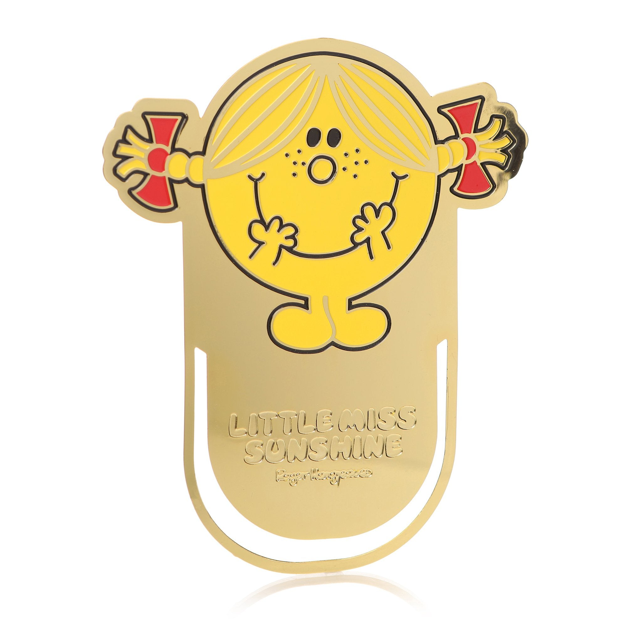 Mr. Men Little Miss Bookmark - Little Miss Sunshine - Half Moon Bay US