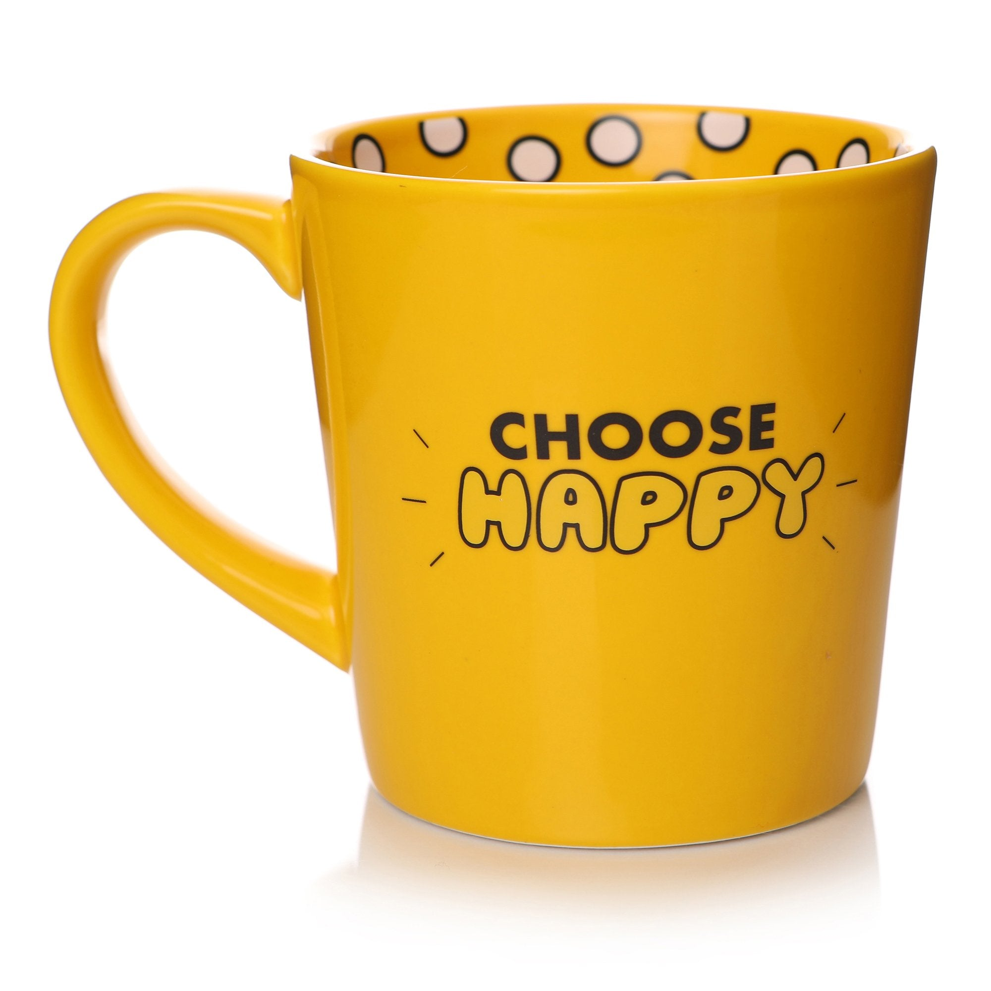 Mr. Men Little Miss Mug - Mr. Happy - Half Moon Bay US