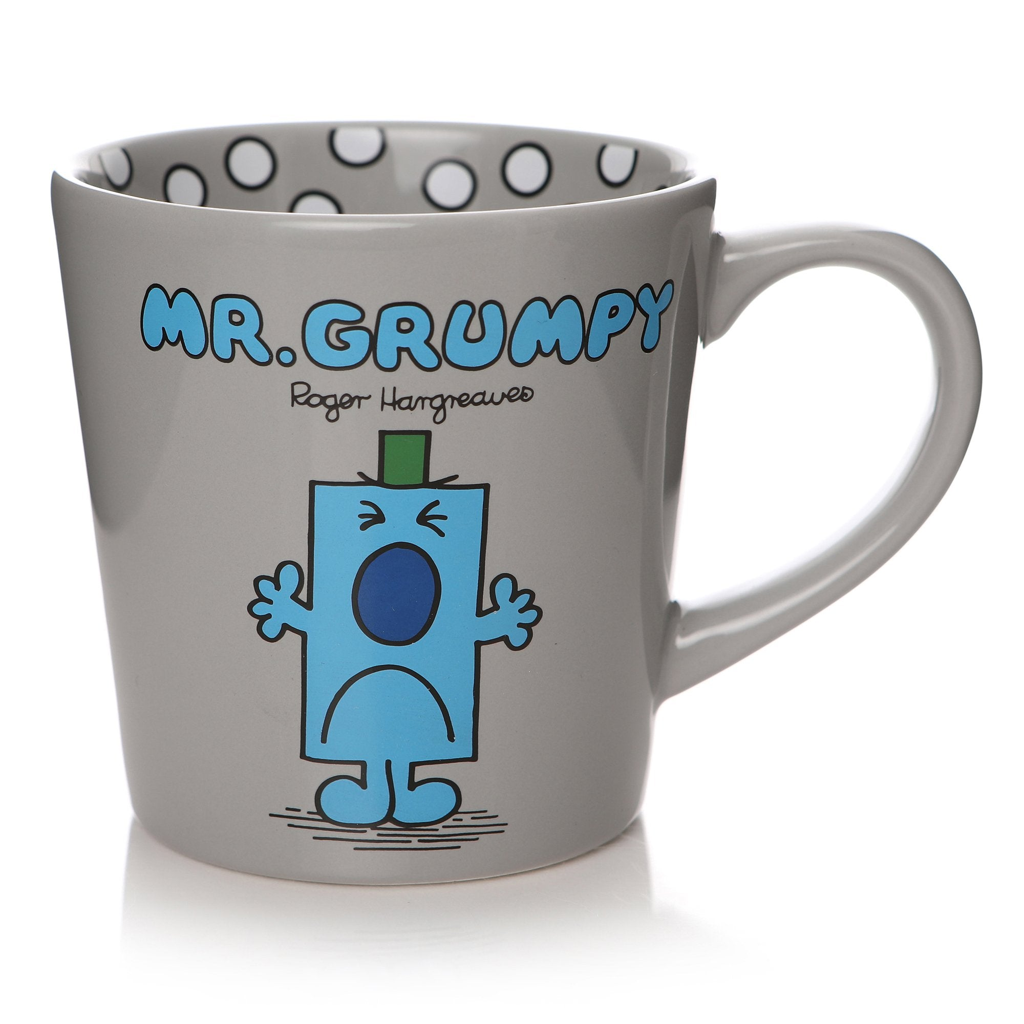 Mr. Men Little Miss Mug - Mr. Grumpy - Half Moon Bay US