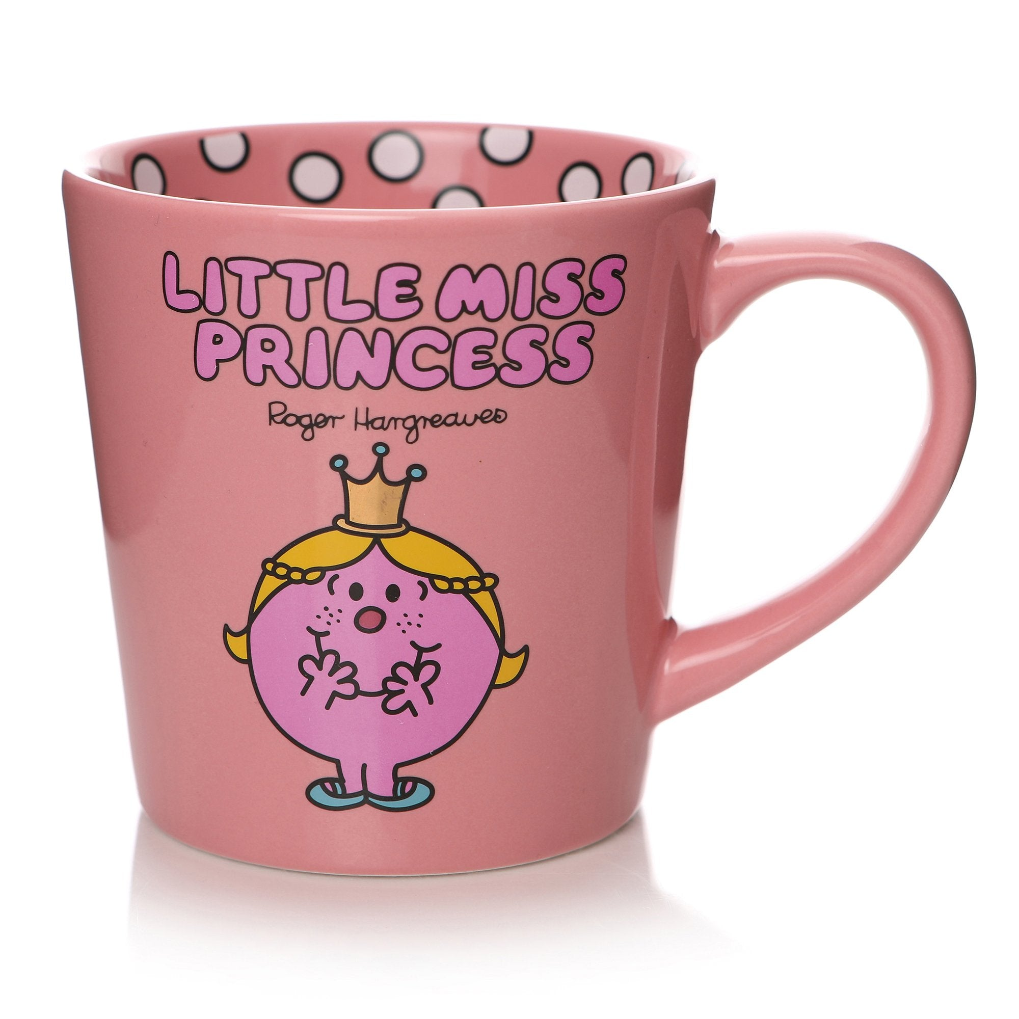 Mr. Men Little Miss Mug - Little Miss Princess - Half Moon Bay US