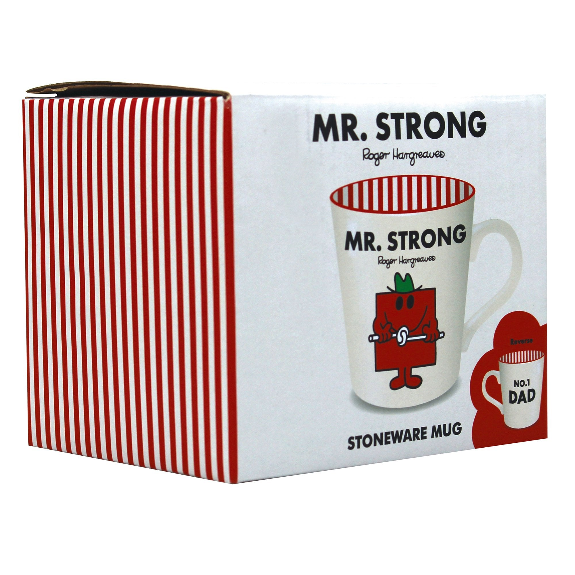 Mr. Men Mug - Mr. Strong - Half Moon Bay US
