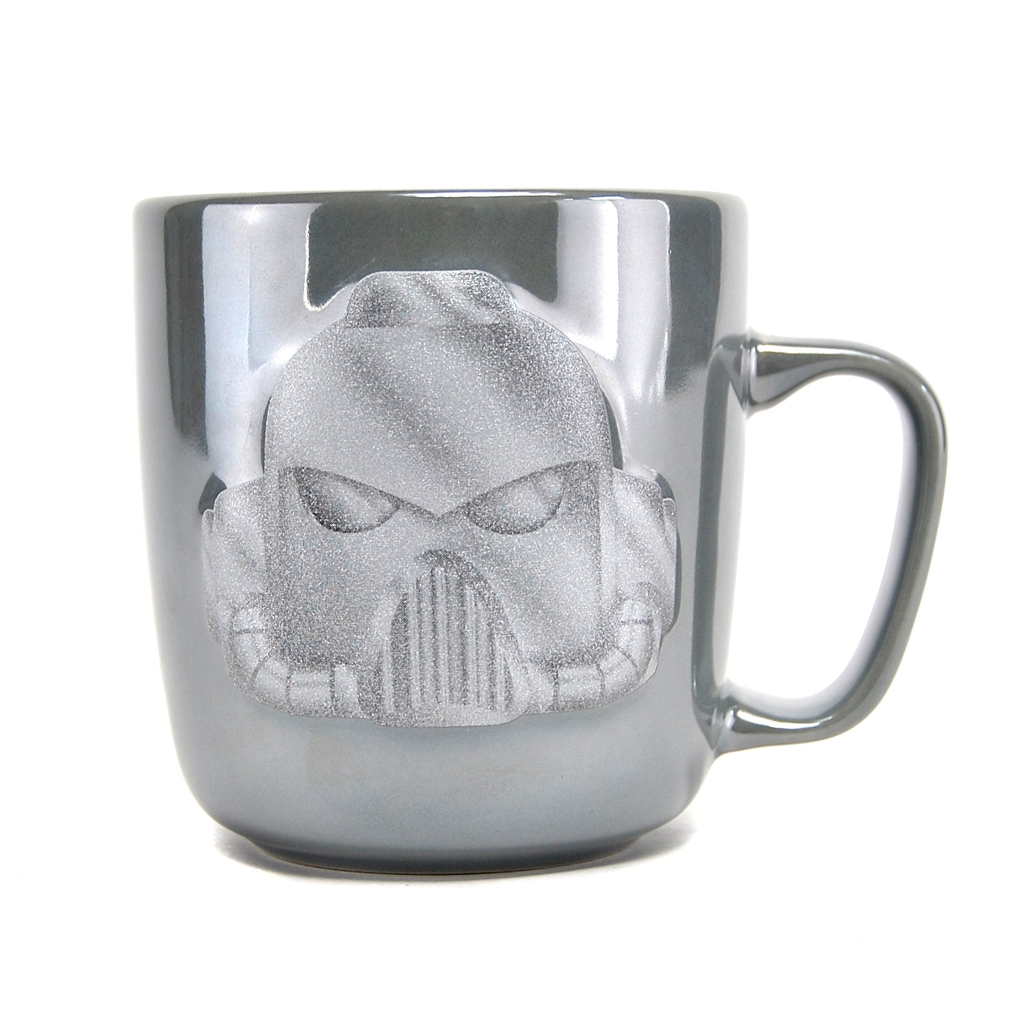 Warhammer 40,000 Metallic Mug - Space Marine - Half Moon Bay US