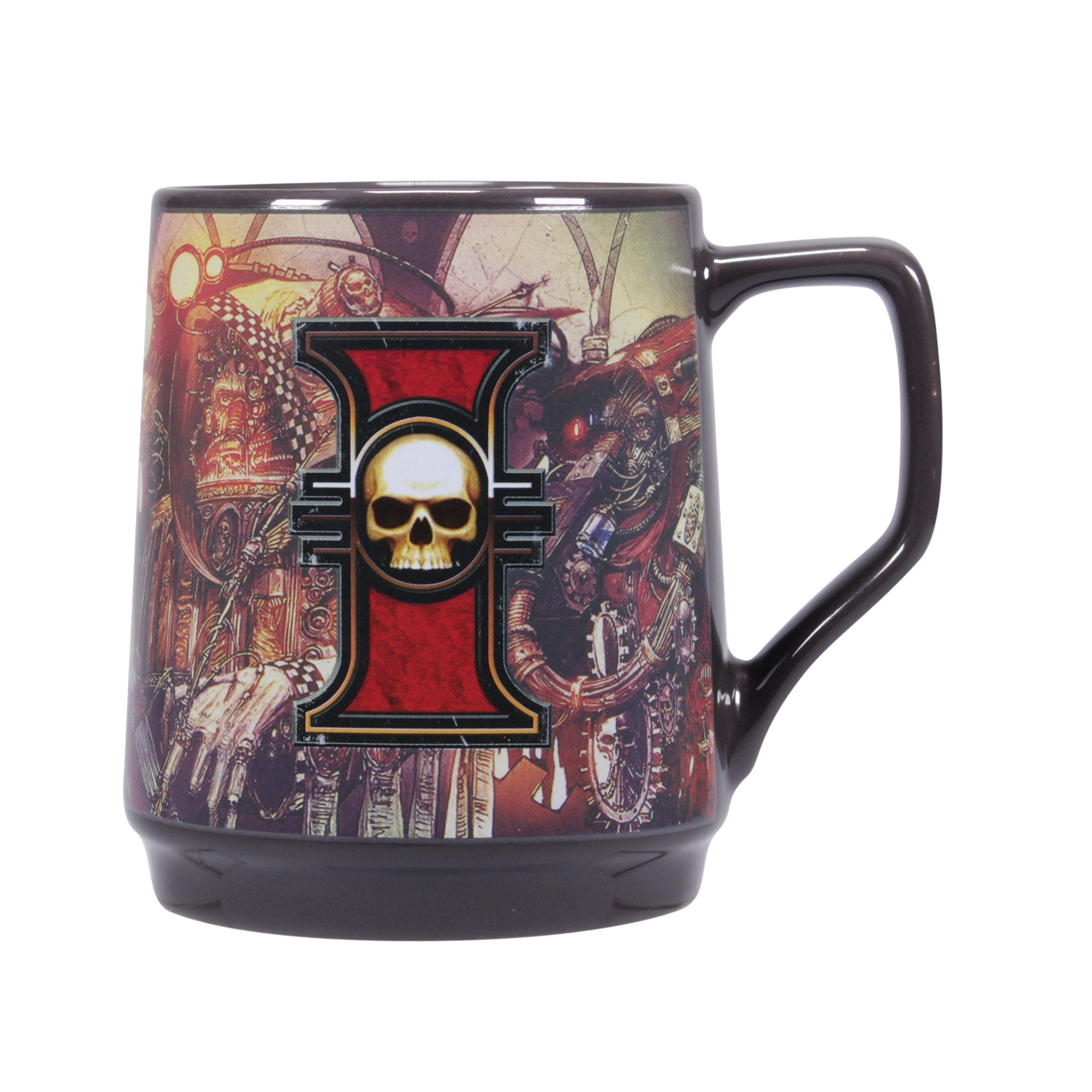 Warhammer 40,000 Heat Changing Tankard Mug - Inquisition - Half Moon Bay US