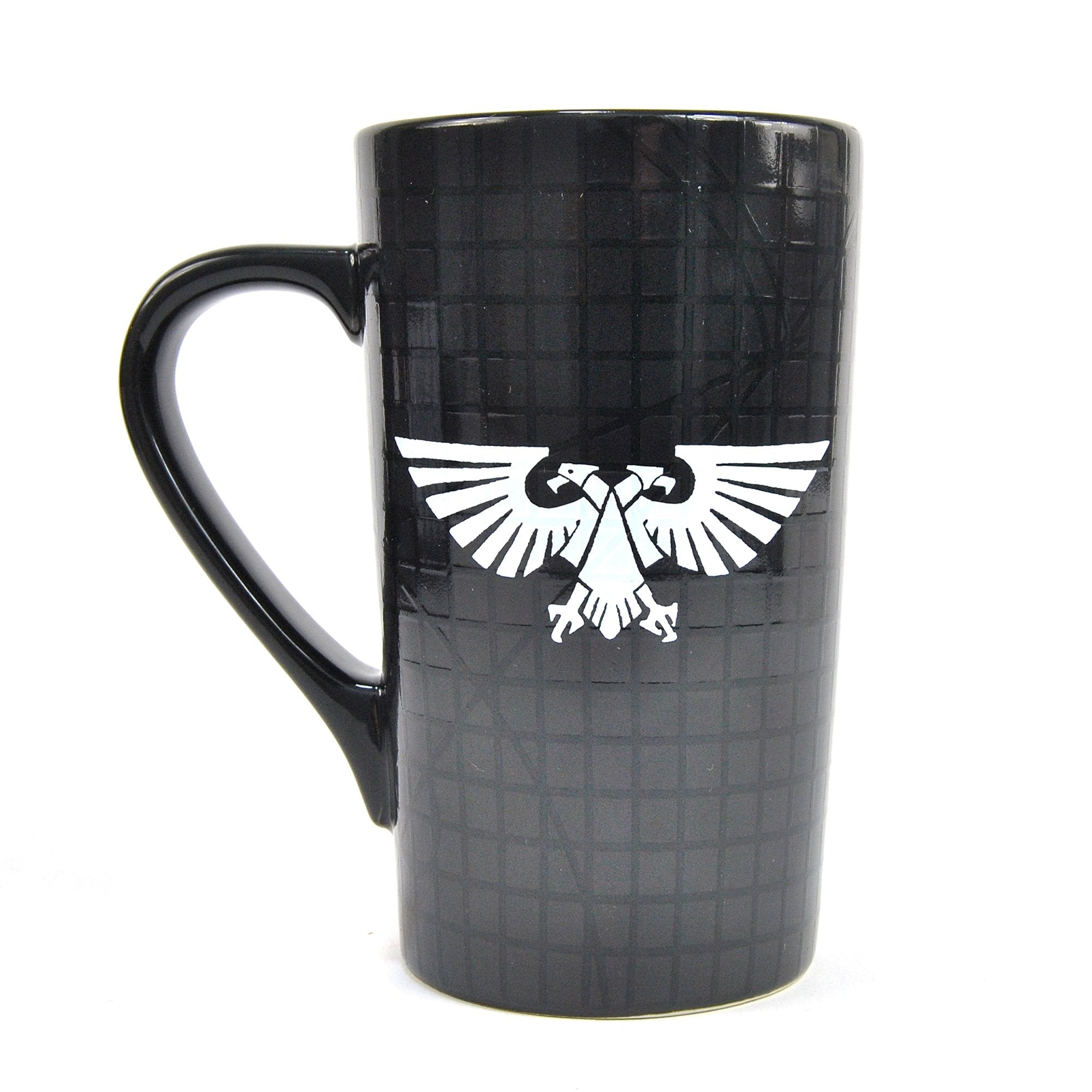 Warhammer 40,000 Heat Changing Latte Mugs - Space Marine - Half Moon Bay US
