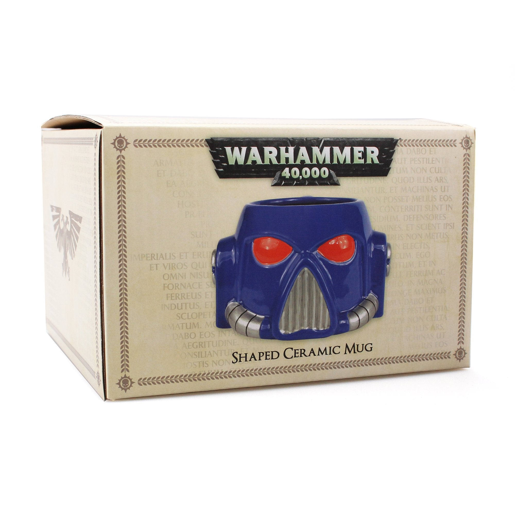 Warhammer 40,000 Shaped Mug - Space Marine - Half Moon Bay US