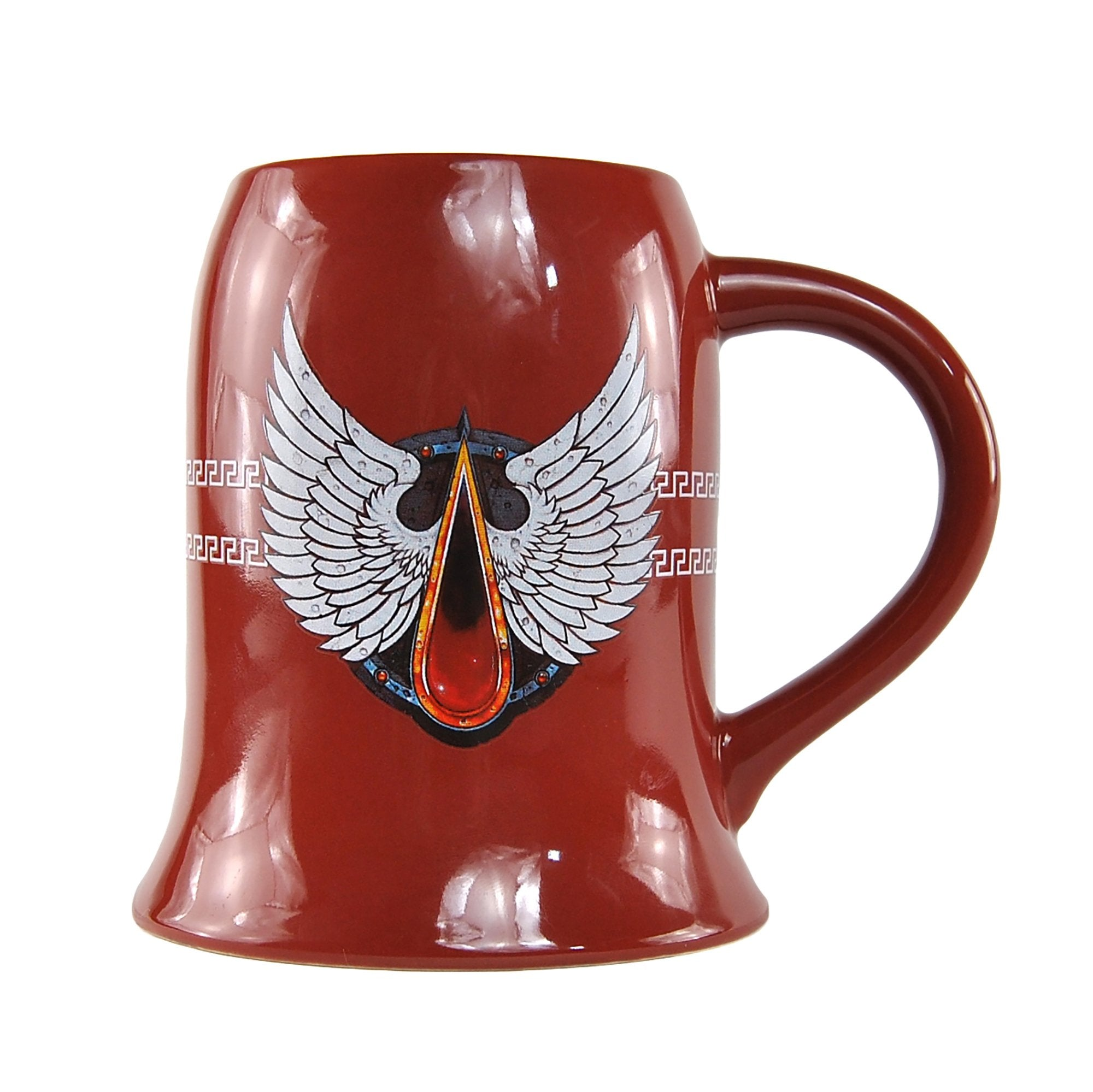 Warhammer 40,000 Tankard Mug - Blood Angels - Half Moon Bay US