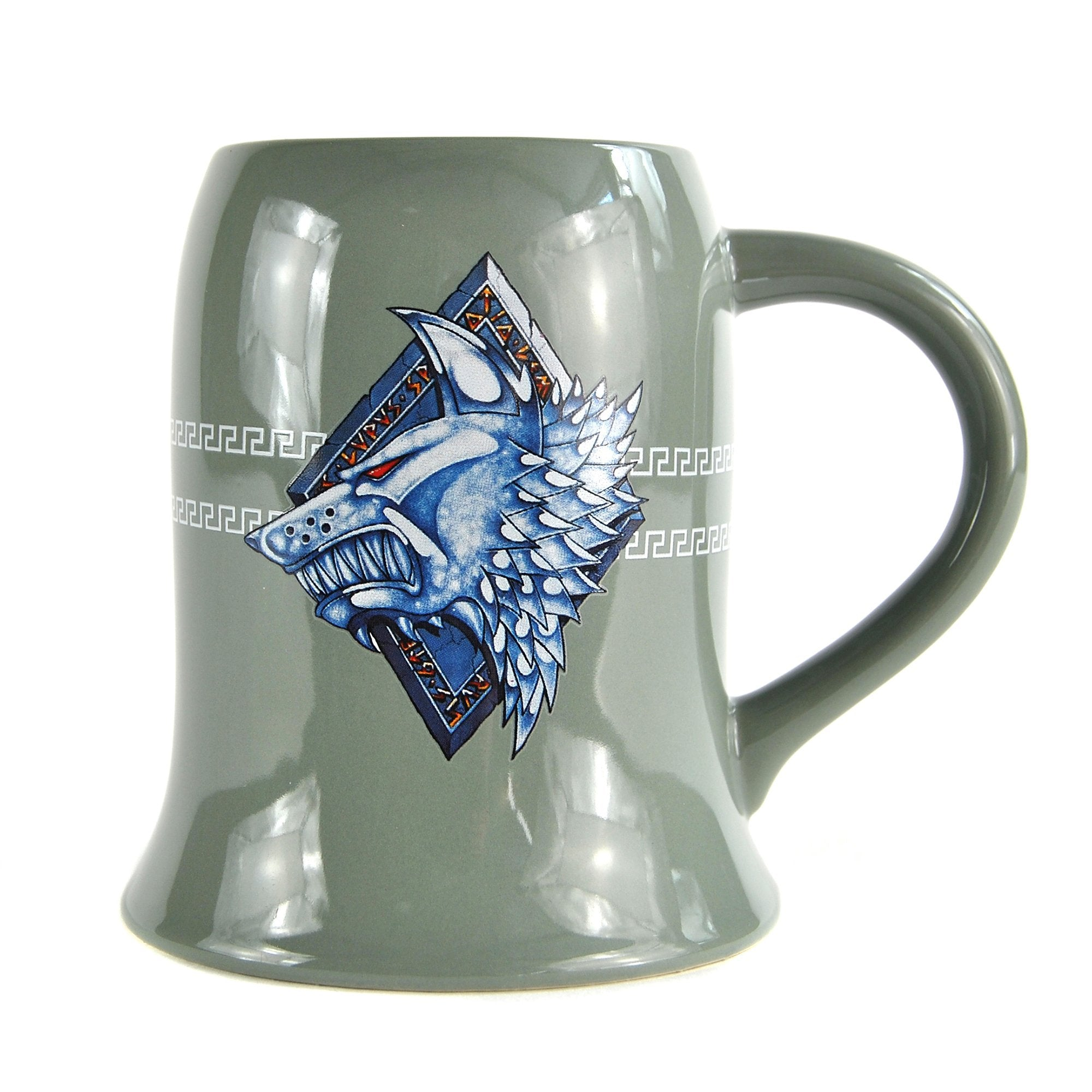 Warhammer 40,000 Tankard Mug - Space Wolves - Half Moon Bay US