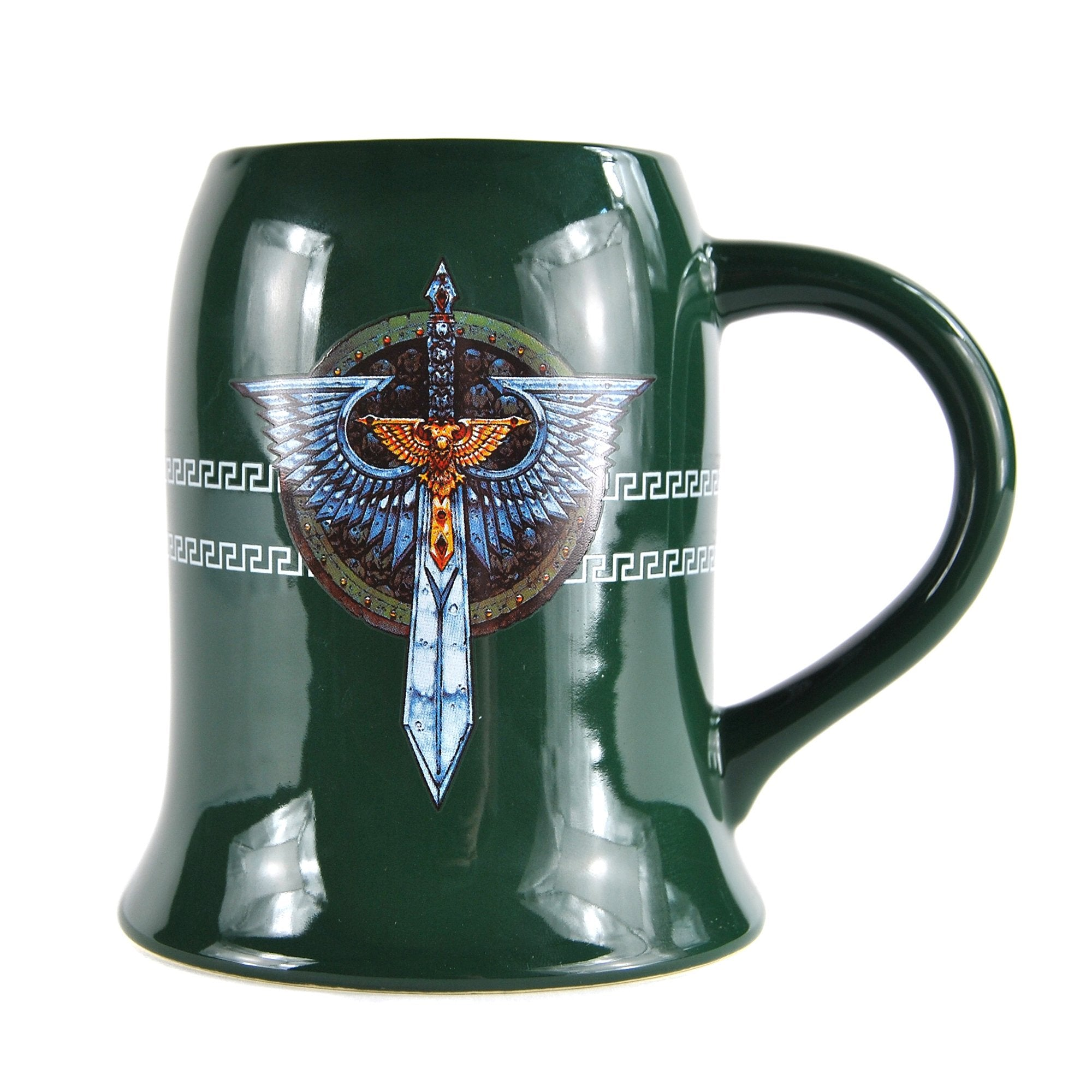 Warhammer 40,000 Tankard Mug - Dark Angels - Half Moon Bay US
