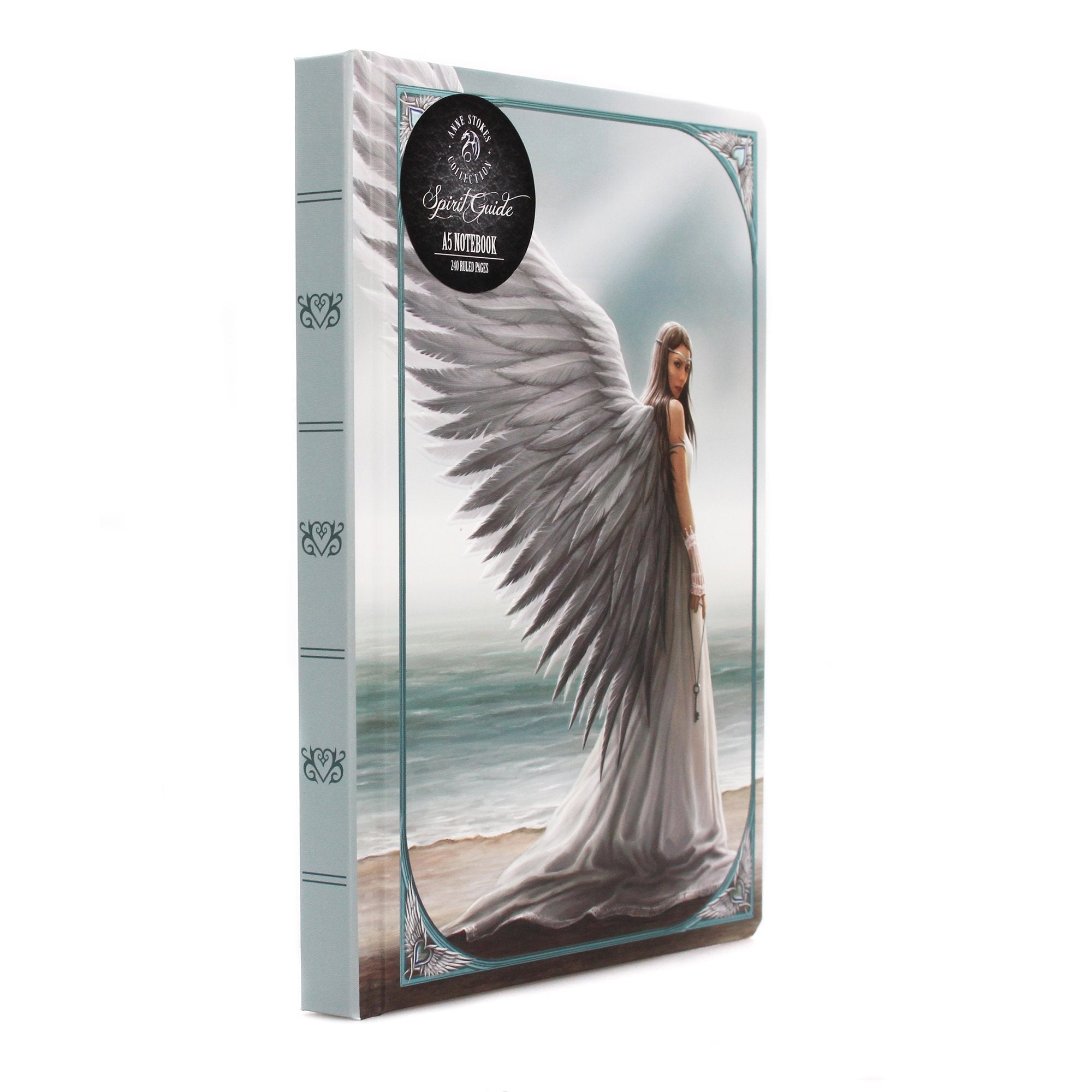 Anne Stokes A5 Notebook - Spirit Guide - Half Moon Bay US