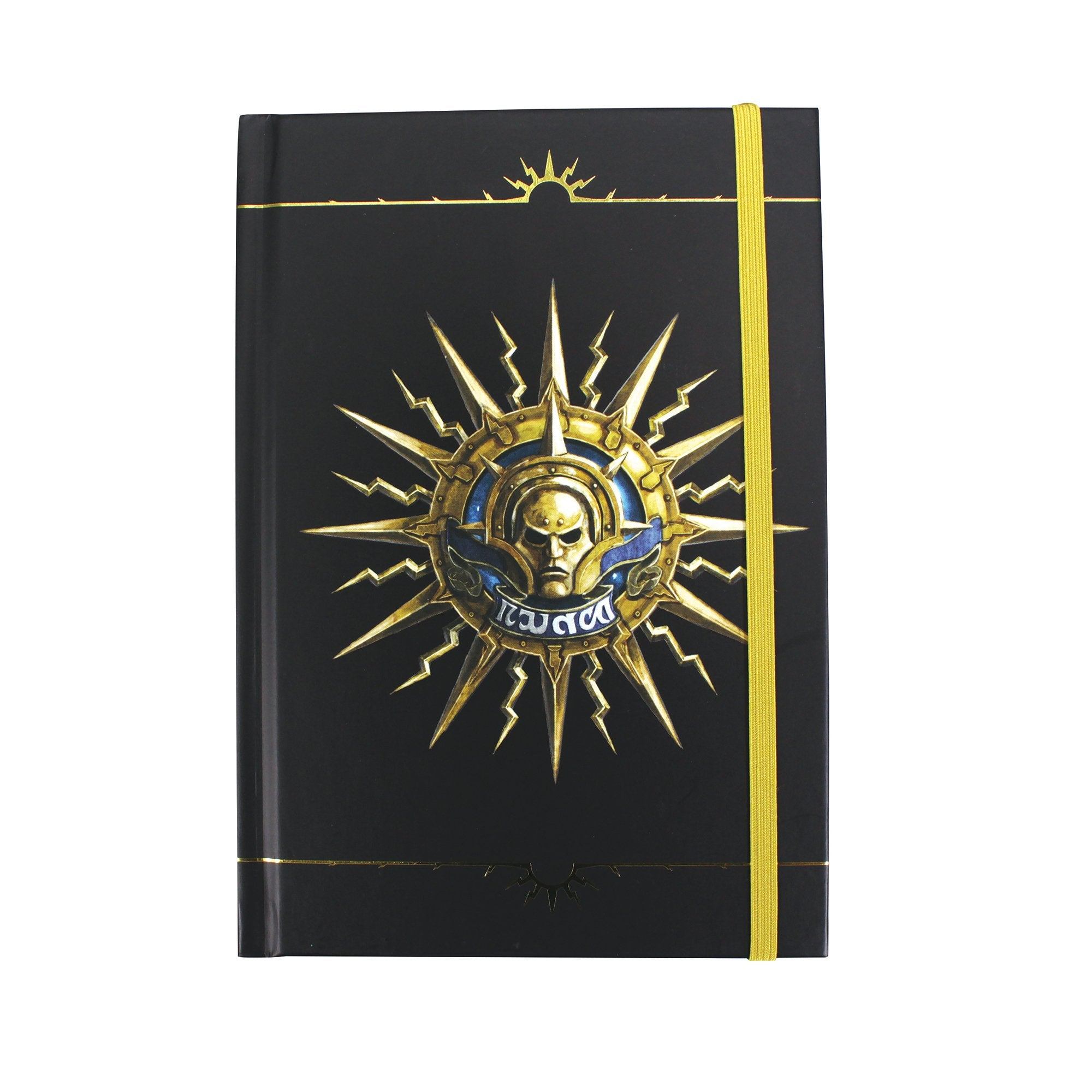 Warhammer Age of Sigmar A5 Notebook - Stormcast Eternal - Half Moon Bay US