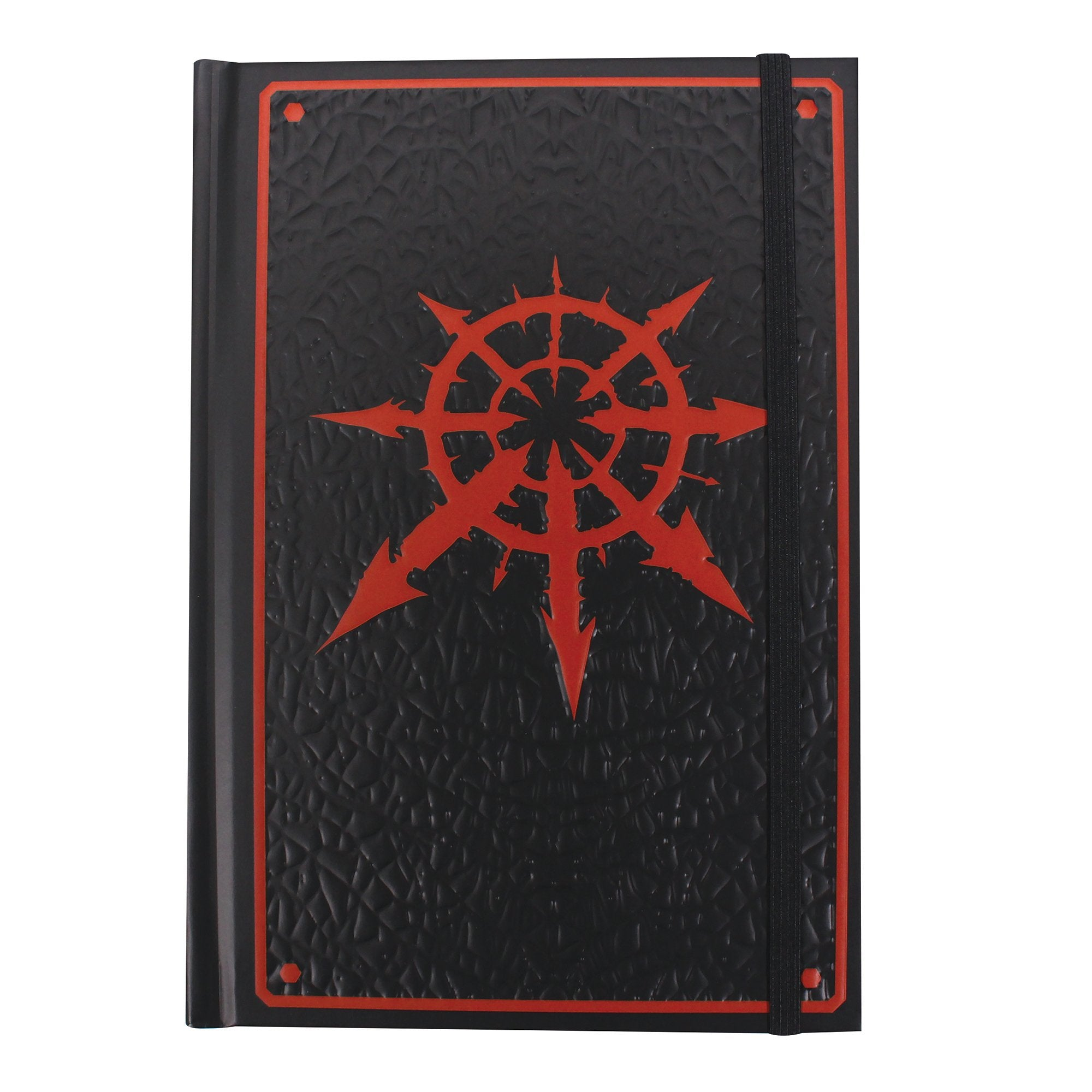 Warhammer 40,000 A5 Notebook - Chaos - Half Moon Bay US