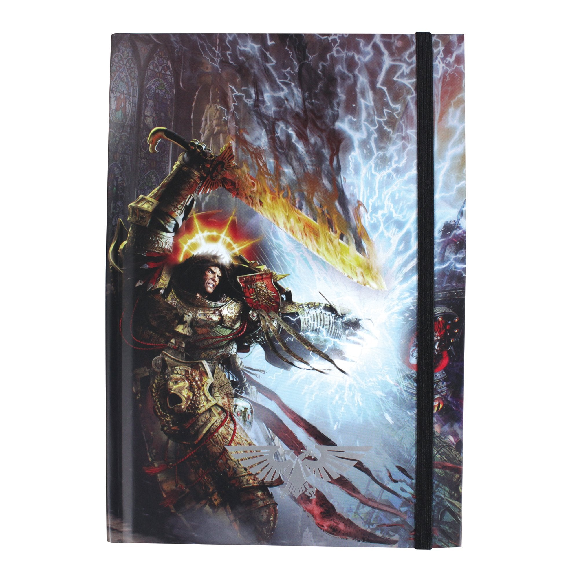 Warhammer 40,000 A5 Notebook - Emperor - Half Moon Bay US
