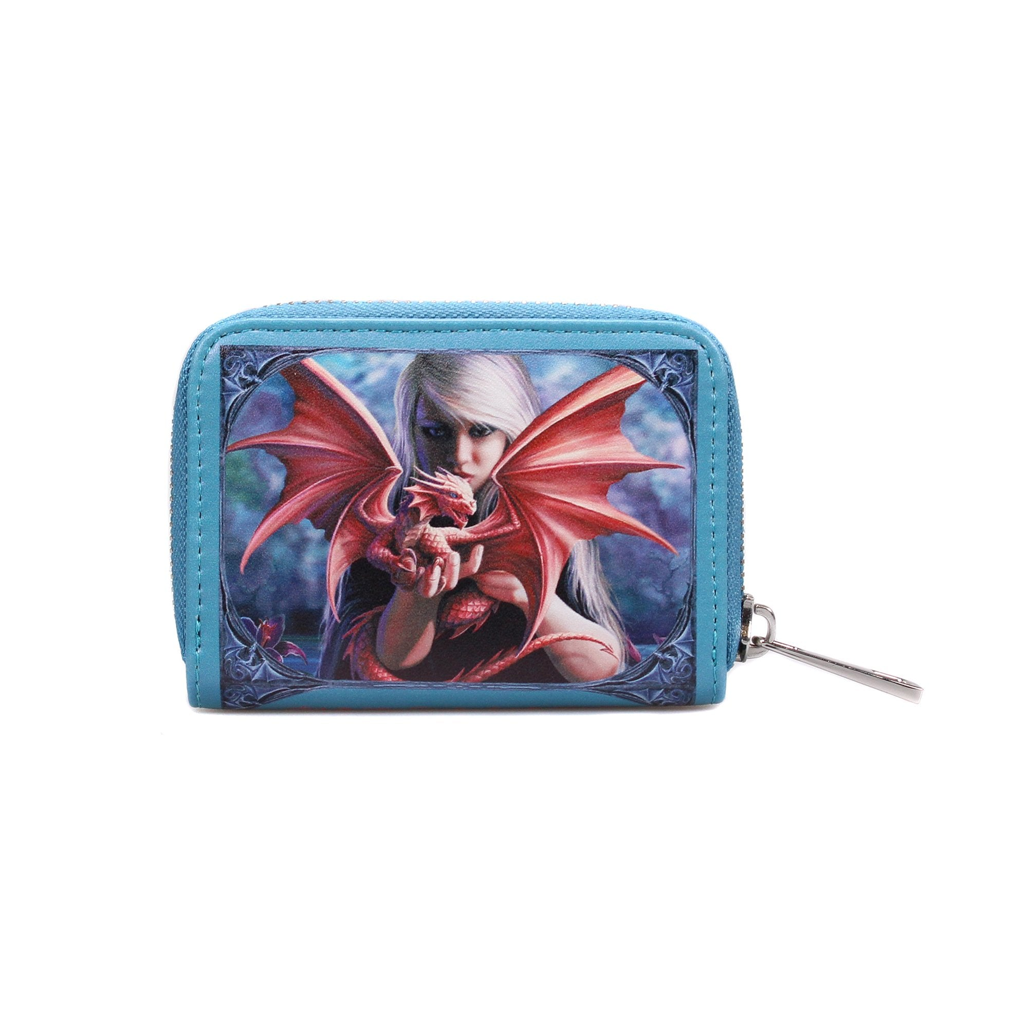 Anne Stokes Coin Purse - Dragonkin - Half Moon Bay US