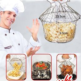 Stainless Steel Chef Basket (Buy 1 Take 1)