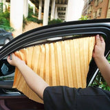 4 in 1 Magnetic Rear Car Window Covers