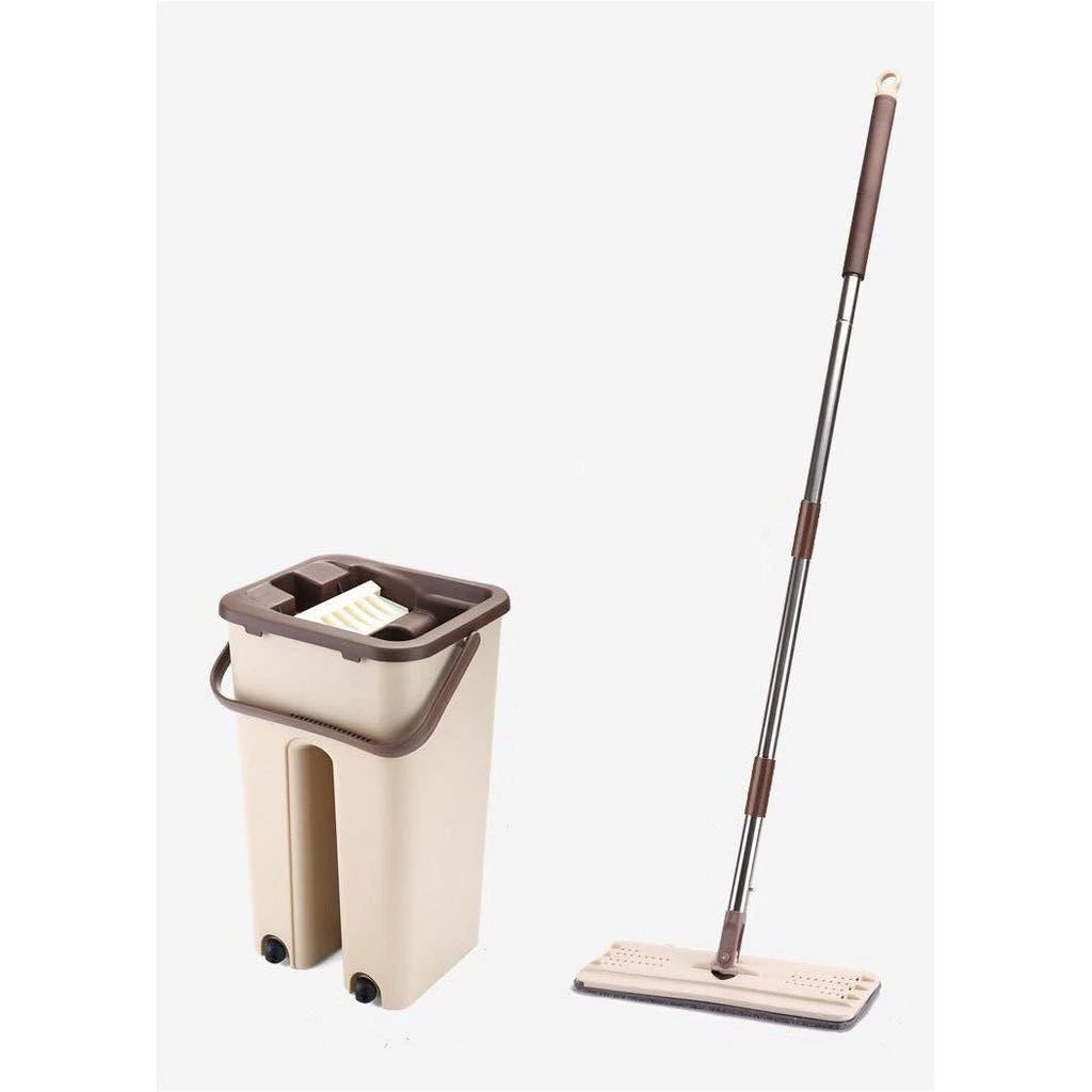 Multi Cleaning Mop with Bucket + Free Mop Holder