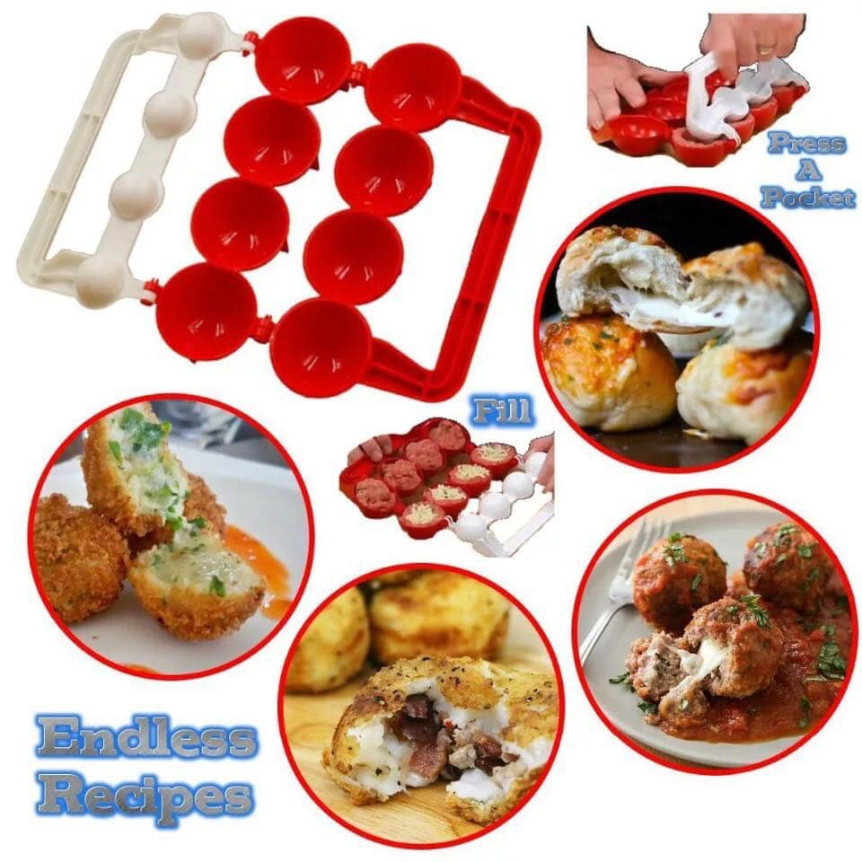 MEATBALLS MAKER (BUY 1 TAKE 1 FREE)