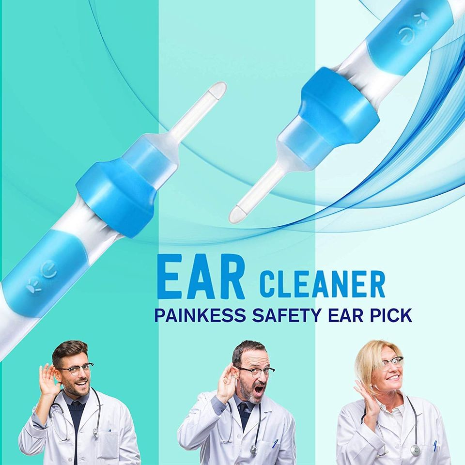 (BUY 1 TAKE 1) Ear Wax Remover Vacuum Cleaner