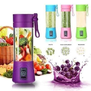 Portable USB Electric Juicer | Smoothies Maker(BUY 1 TAKE 1 FREE)