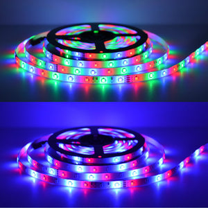 LED STRIPS 5 METERS W/ REMOTE CONTROL