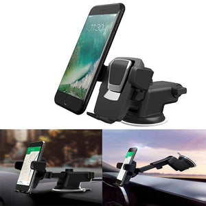 (BUY 1 TAKE 1 FREE) Fully Adjustable Universal Car Phone Mount