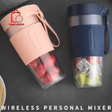 RECHARGEABLE JUICER