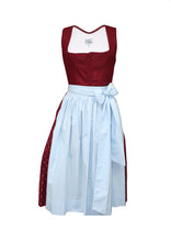 Load image into Gallery viewer, Dirndl Sevilla Red