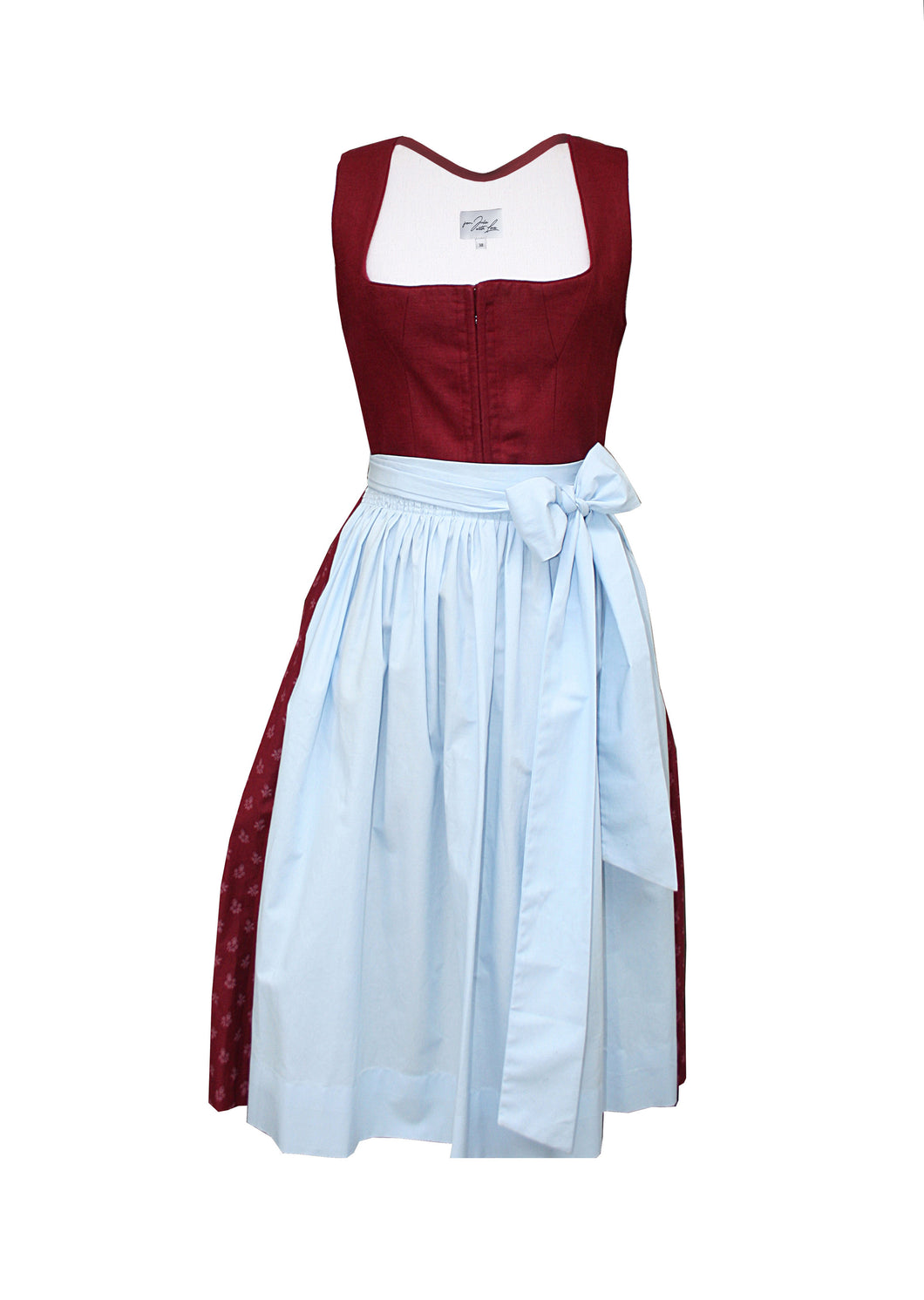 Dirndl Sevilla Red