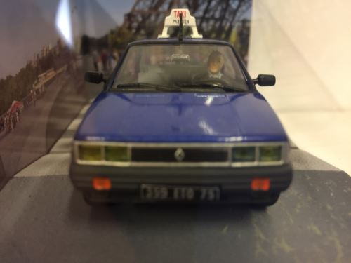 James Bond 007 Renault 11 A View to a Kill 1:43 Scale