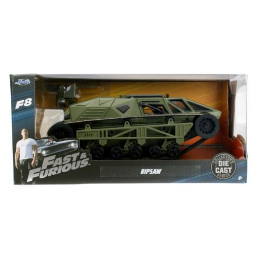 Fast and Furious 8 Ripsaw 1:24 Scale Jada 98946