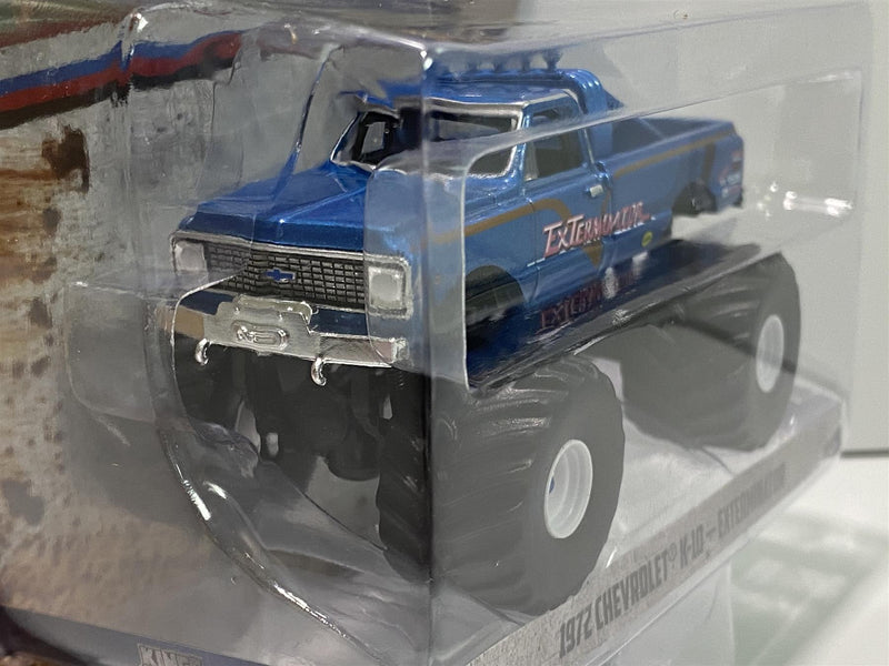 1972 Chevrolet K-10 Exterminator King of Crunch 1:64 Scale Greenlight 49020D