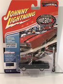 1967 Plymouth GTX Convertible Dark Blue Poly 1:64 Johnny Lightning JLMC016B