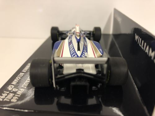 Minichamps 417940400 Williams Renault FW16B Damon Hill Winner Spa 1994