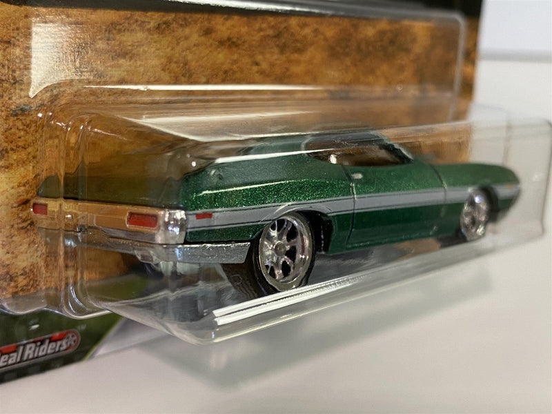 Fast and Furious 1972 Ford Gran Torino Sport Real Riders Hot Wheels GJR70
