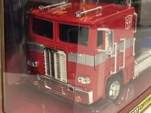 Transformers Autobot Optimus Prime 1:24 Scale Jada 99524 NEW