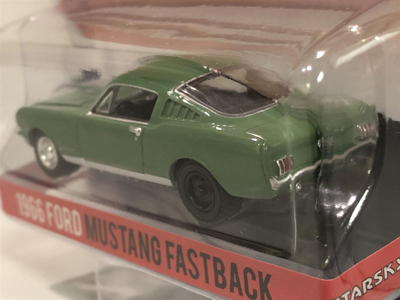 Starsky and Hutch 1966 Ford Mustang Fastback 1:64 Scale Greenlight 44855B