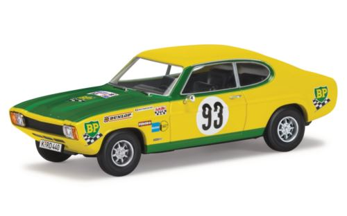 Corgi VA13312 Ford Capri RS2600 Mk1 Tour de France New Boxed 1:43 Scale