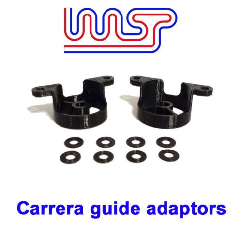 Carrera guide adapters Front and Rear Screw x 2 WASP NEW
