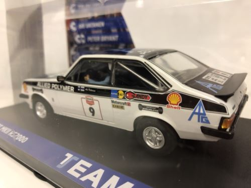 Team Slot 12703 Ford Escort MKII RS2000 Allied Polymer New Boxed