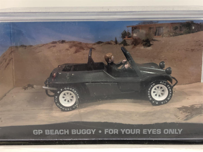 James Bond 007 GP Beach Buggy For Your Eyes Only 1:43 Scale