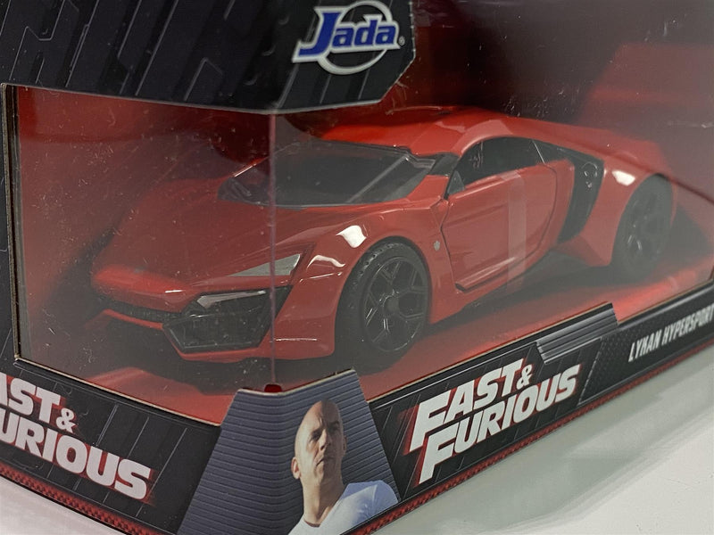 Fast and Furious Lykan Hypersport 1:32 Scale Jada 97386