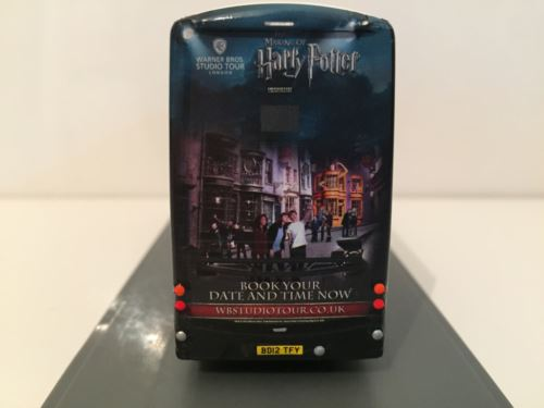 Corgi OM46511 Harry Potter Warner Bros Studio Shuttle Bus 1:72 Scale