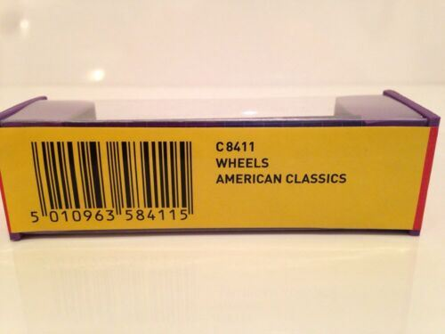 Scalextric C8411 American Classics Hubs + Silicon Tyres Pack x2 Inc Key & Screws